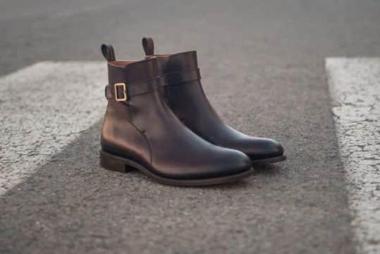 Custom made Jodhpur Boots
