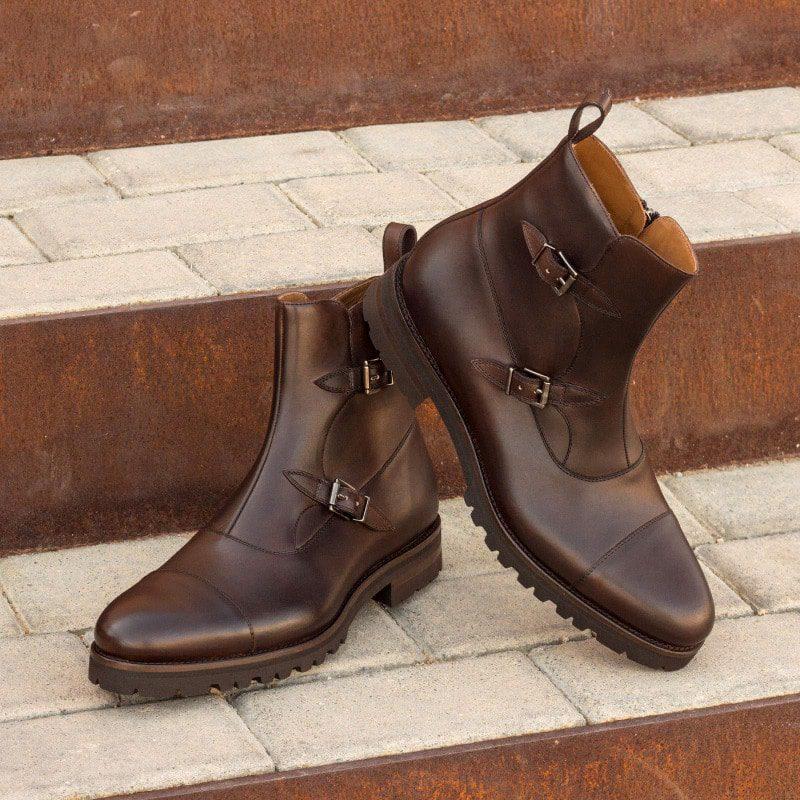 The Octavian Buckle Boot Model 2962