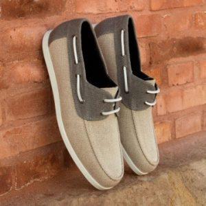 Custom made boat shoes