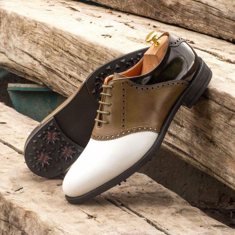 The Golf Saddle Shoe Model 3722