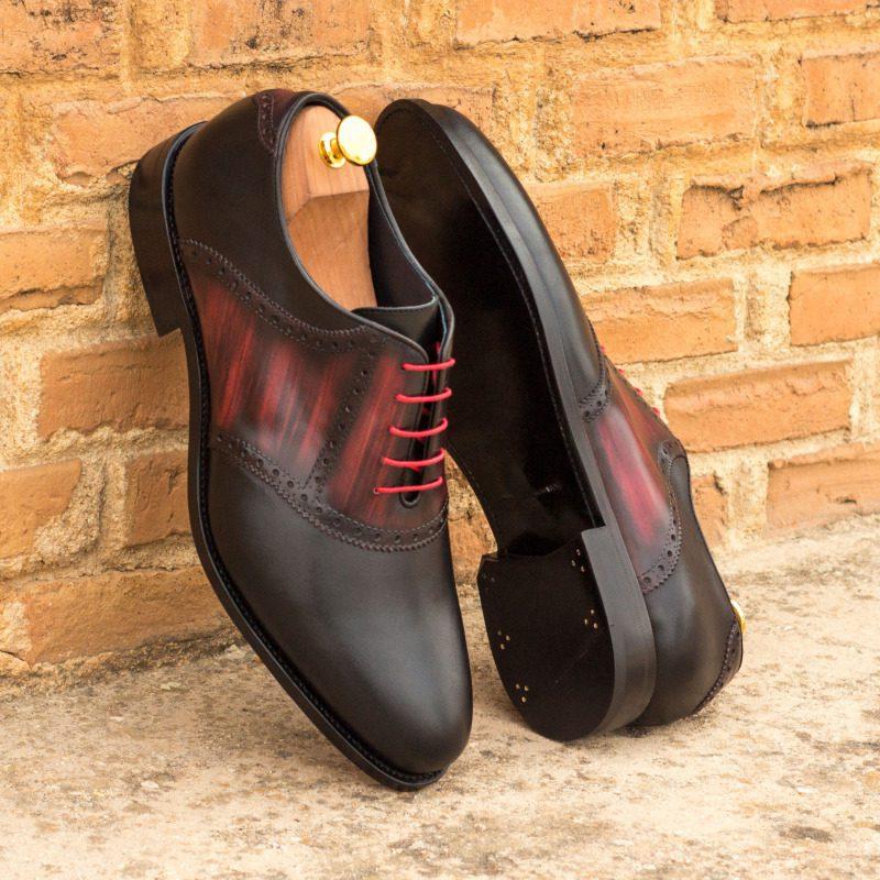The Goodyear Welt Saddle Shoe Model 3927
