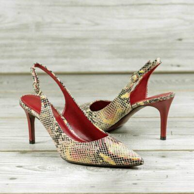 "The Bologna High Heel Model 4779 w/ 3"" Heel"